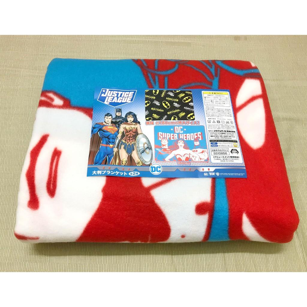 Chăn dạ hình các nhân vật Siêu anh hùng nhà DC - Hàng Nhật new nguyên tag
