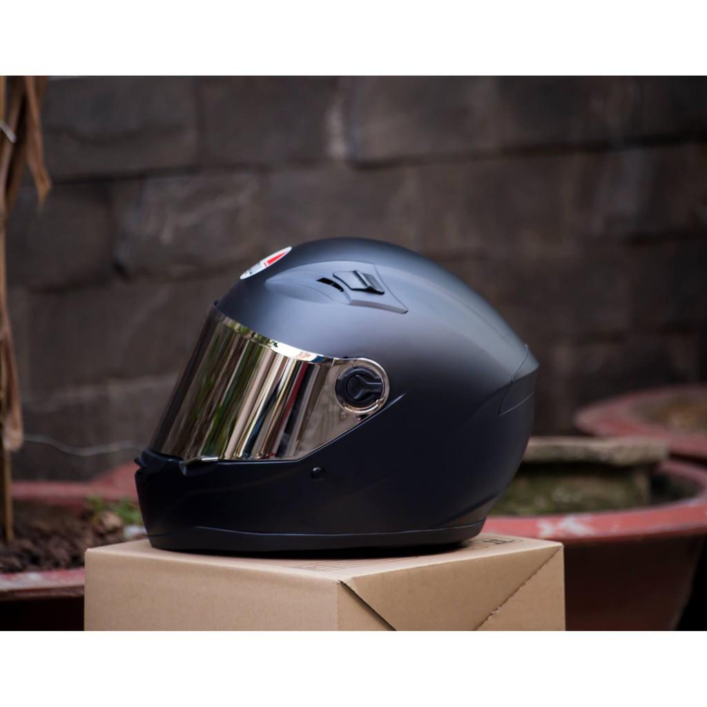 Kính thay thế cho mũ bảo hiểm Fullface Agu, Asia và Royal