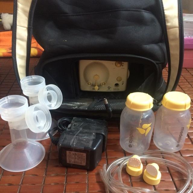 Thanh lý máy hút sữa medela pump