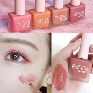 Má hồng dạng kem HoldLive Fruit Juice Blusher thumbnail