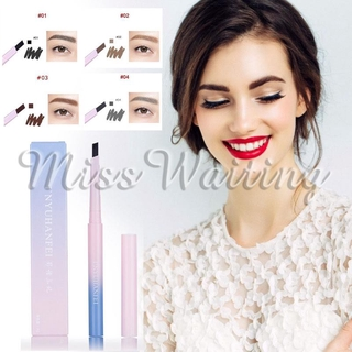 Eyebrow Pencil Thrush Tool Eyebrow Cream Beauty Multi Function 5 Color Makeup Tools Eye Make Up Fashion Woman
