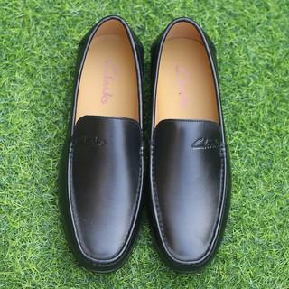 [ XẢ KHO GIÀY DA THẬT] có [ VIDEO TEST LỬA] Giày da bò thật sành điệu – GL123