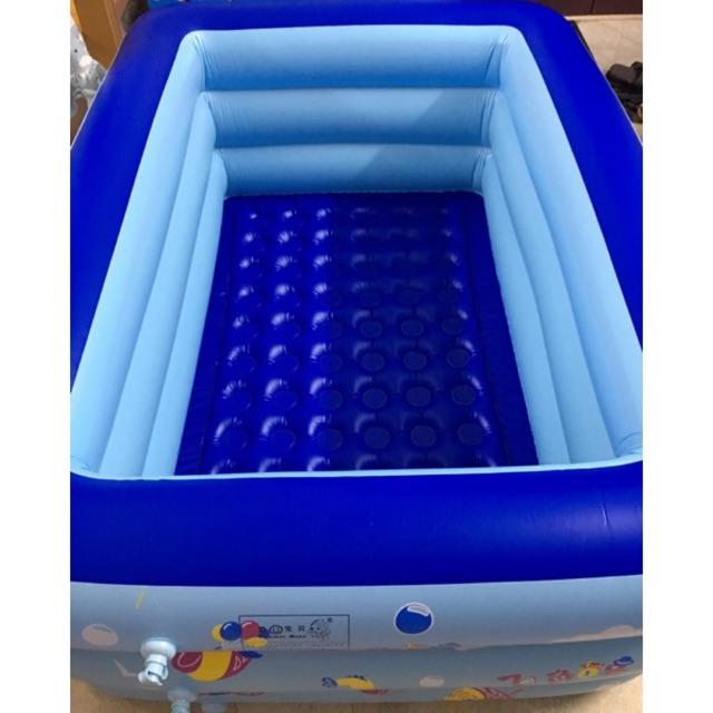 Combo bể bơi Summer Baby 1m50+ phao bơi đỡ cổ - 2636696 , 283230323 , 322_283230323 , 375000 , Combo-be-boi-Summer-Baby-1m50-phao-boi-do-co-322_283230323 , shopee.vn , Combo bể bơi Summer Baby 1m50+ phao bơi đỡ cổ