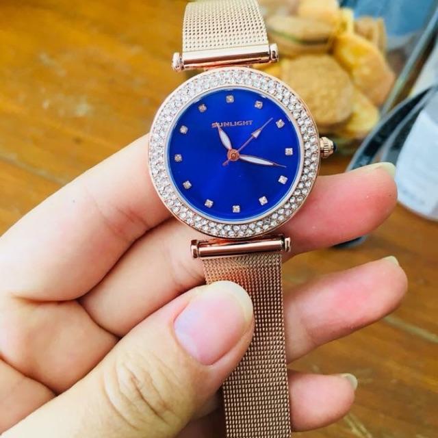 Đồng hồ sunlight nữ - 2631798 , 1326146864 , 322_1326146864 , 700000 , Dong-ho-sunlight-nu-322_1326146864 , shopee.vn , Đồng hồ sunlight nữ