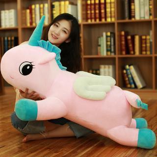 Ngựa Một Sừng Nhồi Bông Dễ Thương Cho Bé