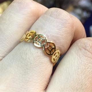 Hình ảnh [Mã FABRREST19 giảm 30k đơn bất kỳ] Nhẫn kim tiền cao cấp ANTA Jewelry ATJ5515-2