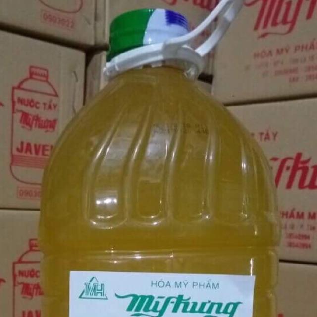 Nước rửa chén mỹ Hưng 5 lit'