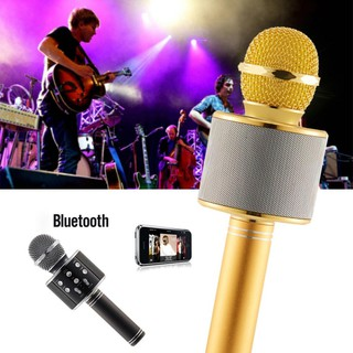 Micro karaoke không dây thay đổi giọng cực hay