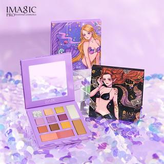 Hình ảnh Bảng phấn IMAGIC 13 màu trang điểm đa năng sành điệu-8