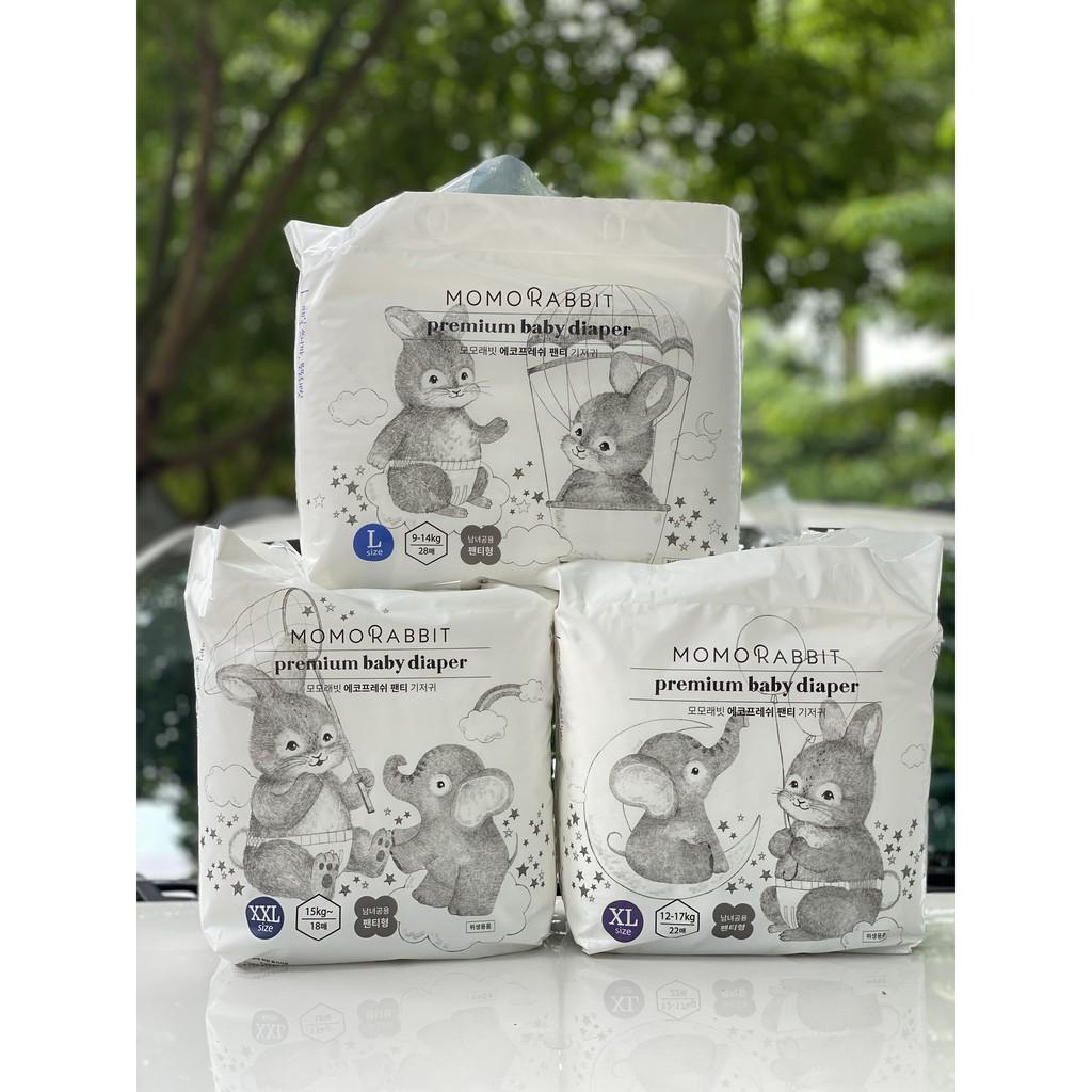 Bỉm Momo Rabbit for night size L, XL, XXL (bỉm đêm)