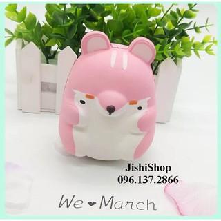 Squishy đồ chơi – chuột hồng dễ thương gaytusuong965