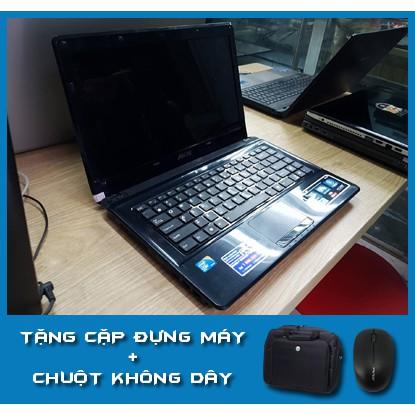 [Quá Rẻ] Laptop Cũ Asus K42F Core i5_Ram 4G_320G Văn Phòng, Giải trí mượt mà. Tặng đẩy đủ phụ kiện