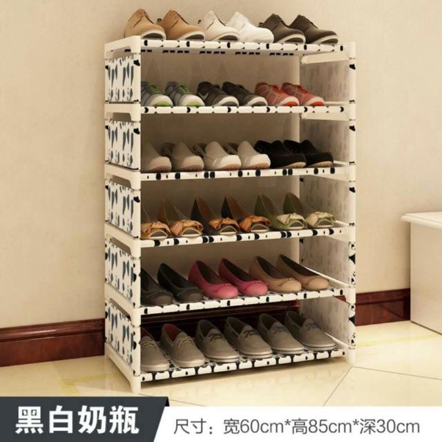 Giá kệ tủ để giày dép bằng nhựa và innox 6 tầng tháo lắp dễ dàng thuận tiện - 3197971 , 984502711 , 322_984502711 , 200000 , Gia-ke-tu-de-giay-dep-bang-nhua-va-innox-6-tang-thao-lap-de-dang-thuan-tien-322_984502711 , shopee.vn , Giá kệ tủ để giày dép bằng nhựa và innox 6 tầng tháo lắp dễ dàng thuận tiện