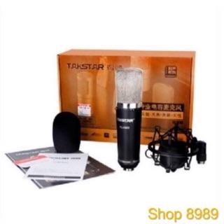 Mic Thu Âm Takstat Pc K600 hàng chính hãng bh 12 tháng