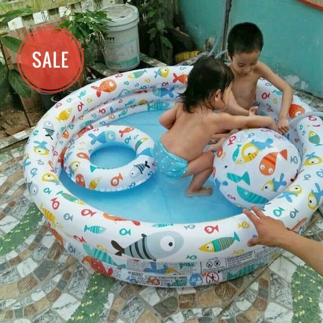 HCM - Hồ Bơi Phao Bơi Intex 3 Tầng Cho Bé Yêu - 3462151 , 1126396709 , 322_1126396709 , 135000 , HCM-Ho-Boi-Phao-Boi-Intex-3-Tang-Cho-Be-Yeu-322_1126396709 , shopee.vn , HCM - Hồ Bơi Phao Bơi Intex 3 Tầng Cho Bé Yêu