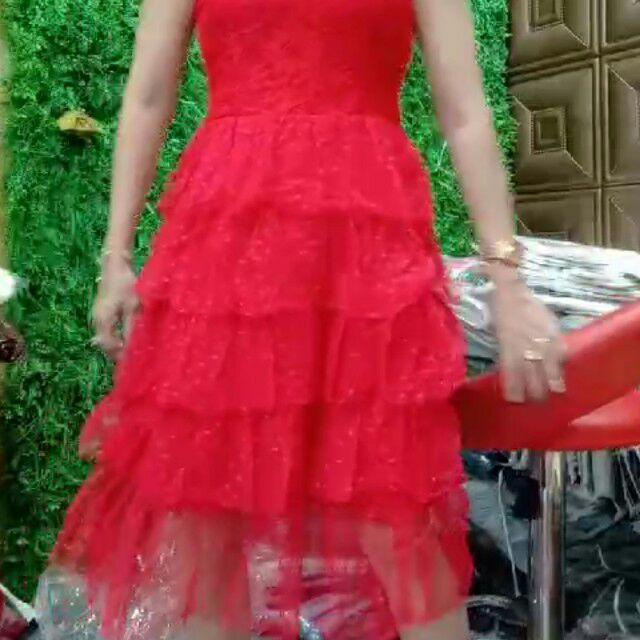 Đầm tầng công chúa