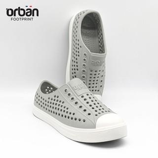 Giày nhựa đi mưa, đi biển urban - chất liệu nhựa xốp siêu nhẹ - nhiều màu sắc