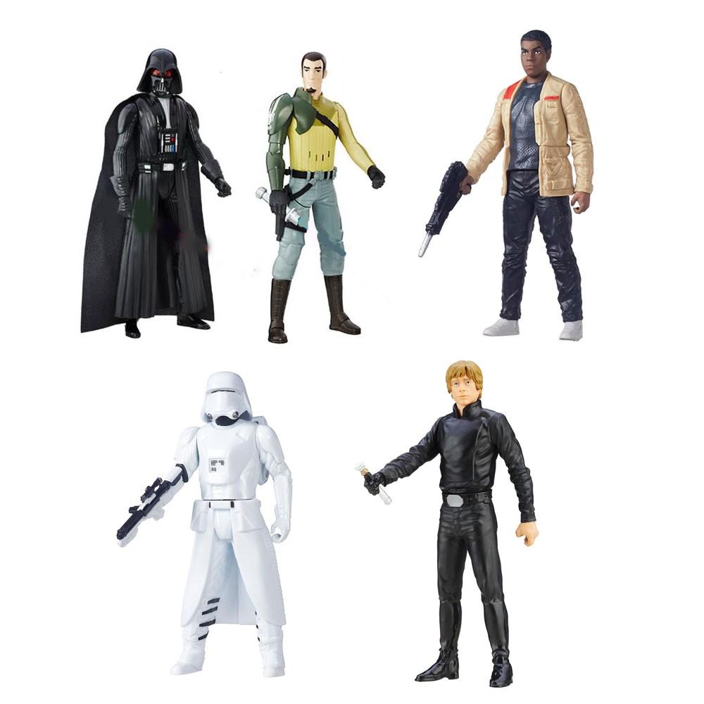 Bộ 5 đồ chơi mô hình nhân vật Star Wars - 2401920 , 1206357916 , 322_1206357916 , 300000 , Bo-5-do-choi-mo-hinh-nhan-vat-Star-Wars-322_1206357916 , shopee.vn , Bộ 5 đồ chơi mô hình nhân vật Star Wars