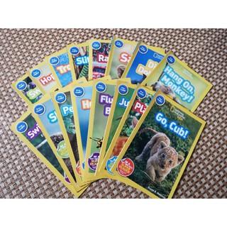 Đồ chơi National Geographic pre-reader 16q