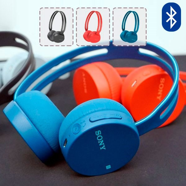 Tai Nghe Bluetooth Sony WH CH400 ( WH-CH400 ) - Hàng chính hãng