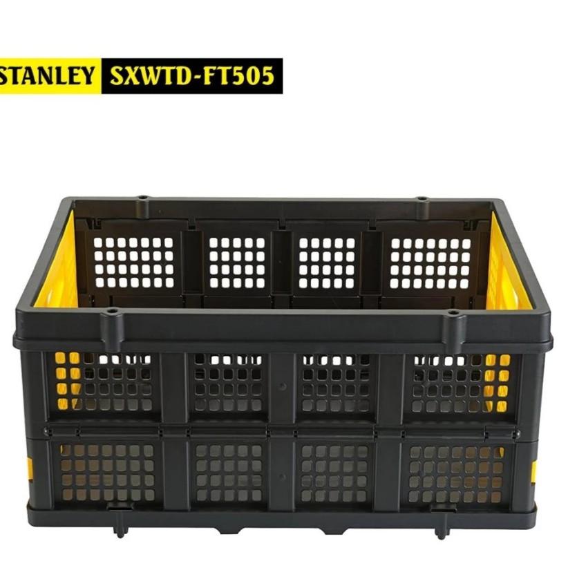 Giỏ đựng hàng cao cấp Stanley FT505 (có thể gấp gọn)