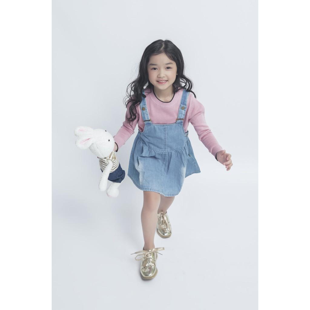 Giá bán IVY moda Áo len bé gái MS 58G0226