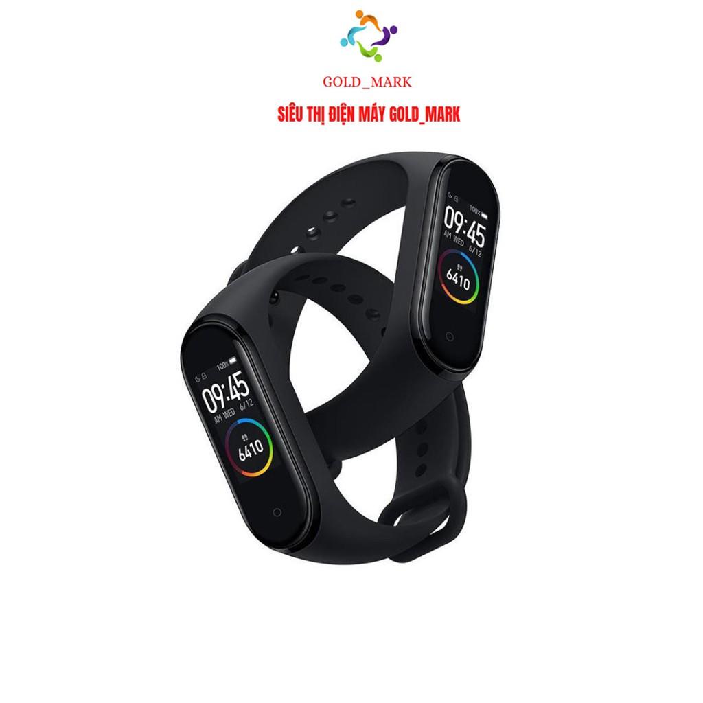 ☢️MẠI DÔ☢️ Vòng đeo tay thông minhMiband 4 - theo dõi sức khỏe Xiaomi Mi Band 4