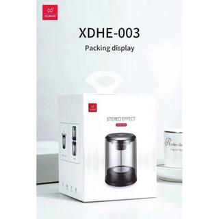 [Mẩu hot] Loa Bluetooth Xundd XDHE-005 trong suốt, âm bass cực chất