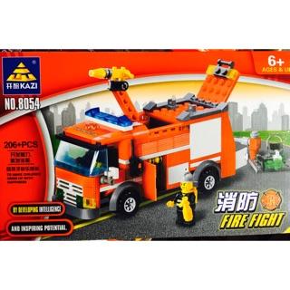 Lego cứu hoả