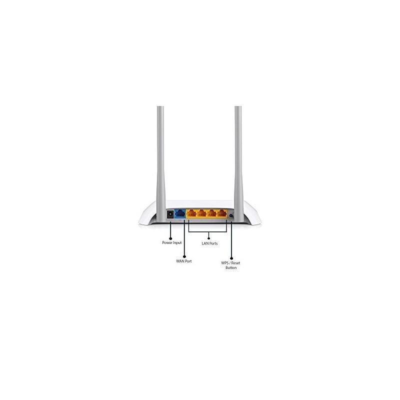 Bộ phát wifi TP-Link 2 râu 3 râu Model 820N 840N 940N Hàng chính hãng