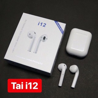 Tai nghe Bluetooth nhét tai Inpod i12