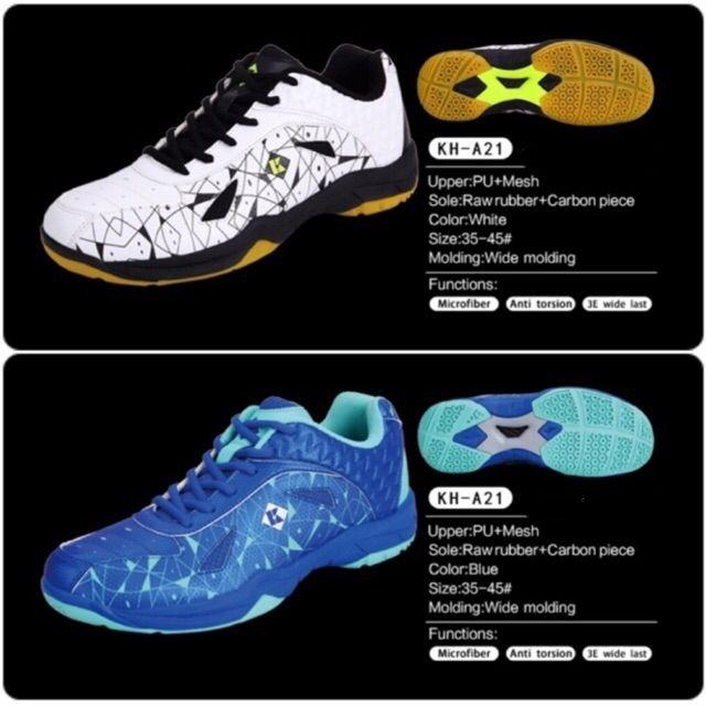Giày cầu lông KUMPOO A 21 sale 2 màu lựa chọn