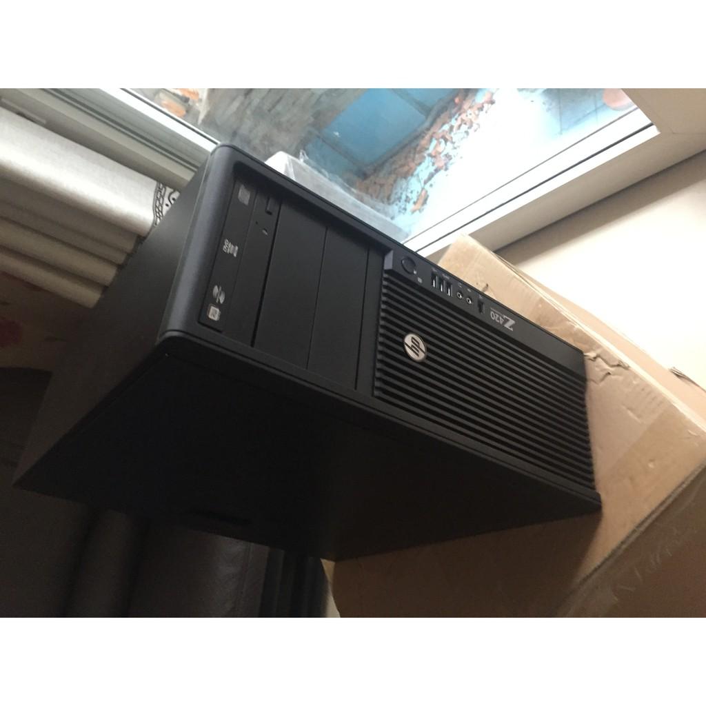 Thùng máy đồng bộ chuyên đồ họa HP Z420, E5-1603, 16GB ECC