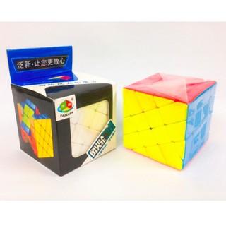 Rubik Biến Thể 6 Mặt – FanXin 4×4 Windmill Cube Stickerless