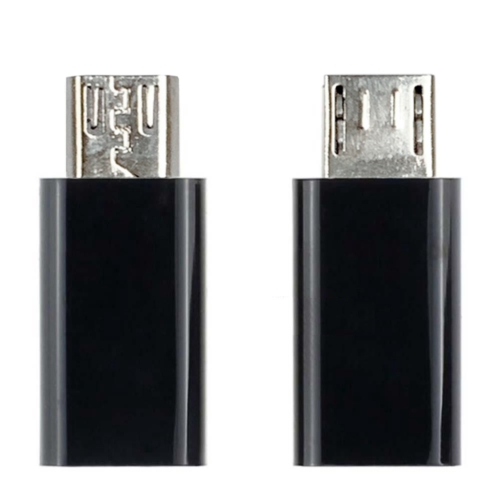 Type C Male To Micro Female Transmission Charging Mini Portable USB 3.1 Accessories Data Sync Adapter