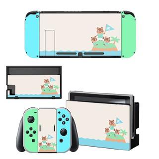Sticker Dán Trang Trí Máy Chơi Game Nintendo Switch Hình Động Vật Đáng Yêu nintendo switch thumbnail
