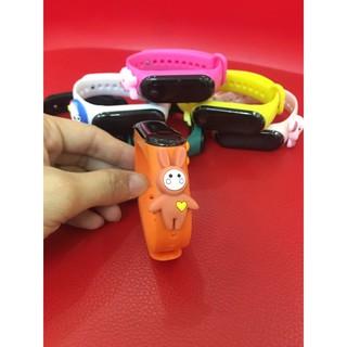 Đồng Hồ đeo tay dây silicon nhân vật hoạt hình Khéng Kẹo Shop