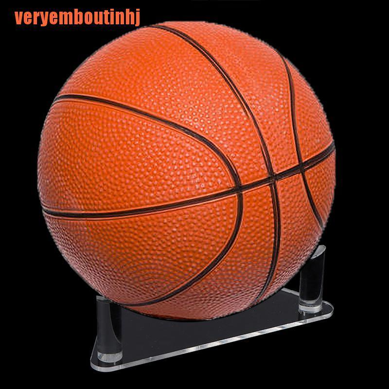 【ver】1pc Ball Stand Holder Sports Ball Storage Display Rack for Basketball Football