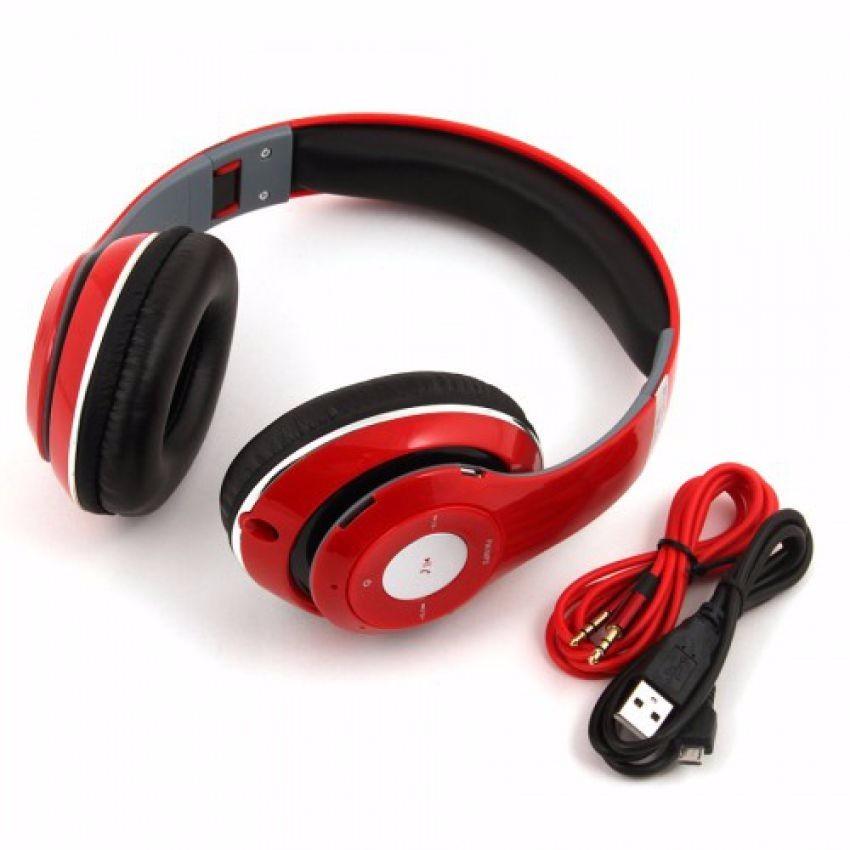 Tai nghe chụp tai TM010S ( đỏ )