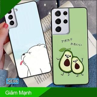 [ Hàng Hot ] Ốp lưng Samsung S21 5G – S21 Plus 5G – S21 Ultra 5G in hình nền dễ thương – giá rẻ