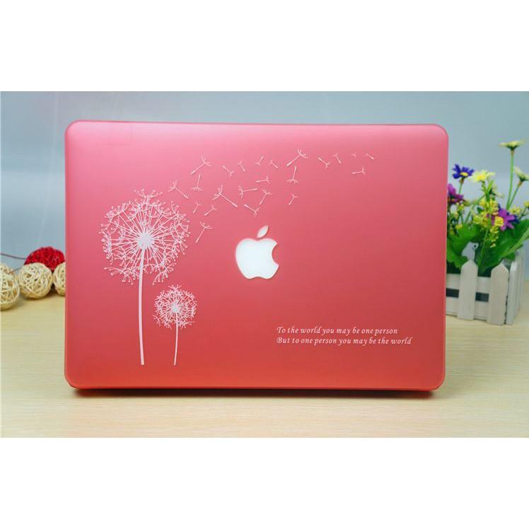 Ốp Macbook Air 13 inch_Hoa gió hồng Giá chỉ 350.000₫