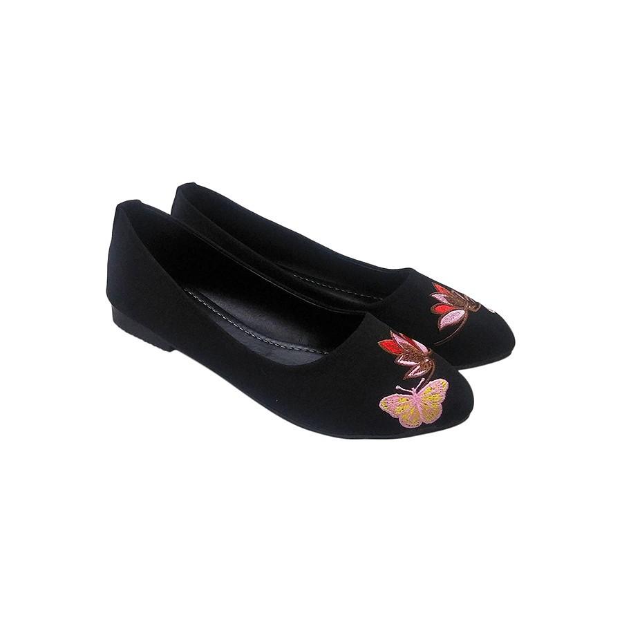 Giày búp bê thiêu nữ 92342