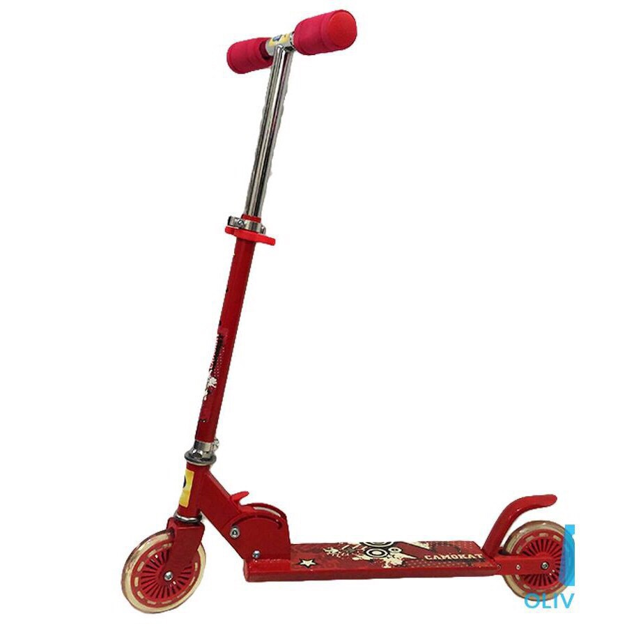 [GIÁ SỐC] Xe Scooter 2 bánh phát sáng Enfa