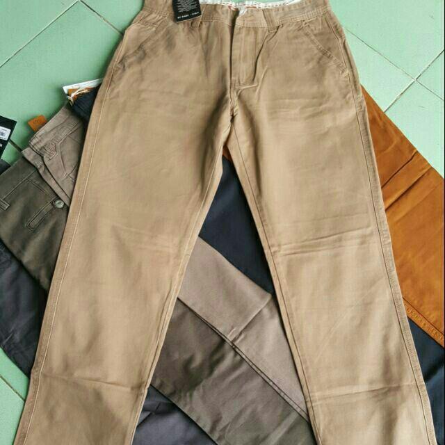 Quần kaki trung niên - quần dài nam cho người trung niên