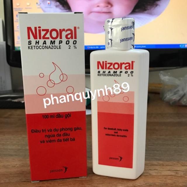 Nizoral trị nấm da đầu