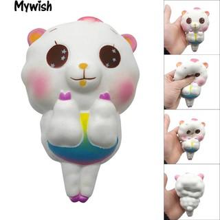 👶🏼Cute Cartoon Soft Squishy Sheep Toy Slow Rising Children Decompression Relax