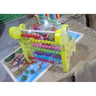 Siêu Rẻ !!! Combo đồ chơi gỗ