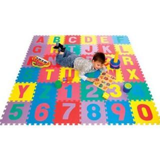 26 miếng thảm xốp lót sàn bảng chữ cái cho bé 30x30x1cm/ miếng