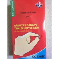 Găng tay nilon dùng 1 lần 100 - 3280032 , 425923581 , 322_425923581 , 22000 , Gang-tay-nilon-dung-1-lan-100-322_425923581 , shopee.vn , Găng tay nilon dùng 1 lần 100