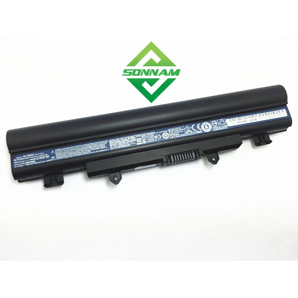 PIN LAPTOP ACER ASPIRE E14 E15 E5-511 E1-571 E5-471 E5-521 E5-572 P246 NHẬP KHẨU